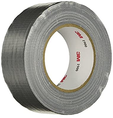 3M Value Duct Tape 1900, Silver