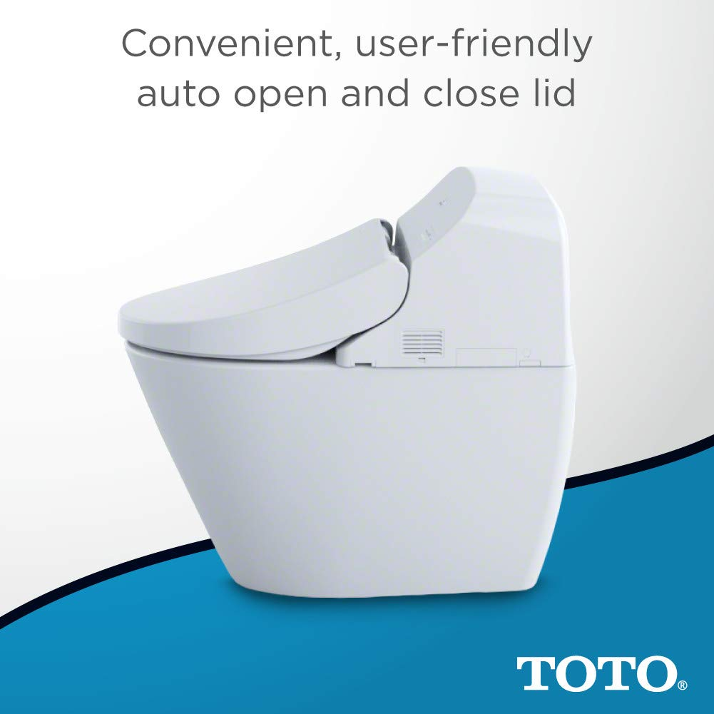 Amazon.com: Toto MS920CEMFG#01 1.28-GPF/0.9-GPF Washlet with ...