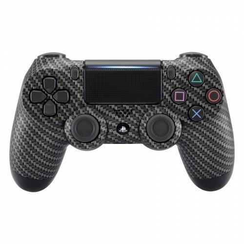 Carbon Fiber Playstation 4 PS4 Dual Shock 4 Wireless Custom Controller