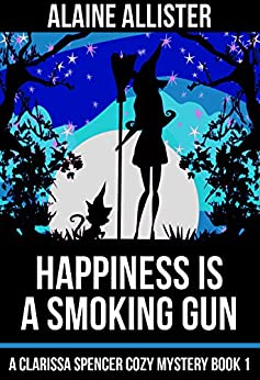 Happiness Smoking Clarissa Spencer Mystery ebook product image