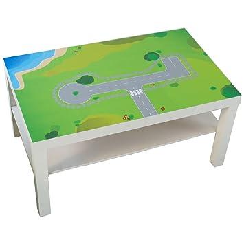 Limmaland Muebles en Adhesivo Juego Wiese – Apto para IKEA Lack ...