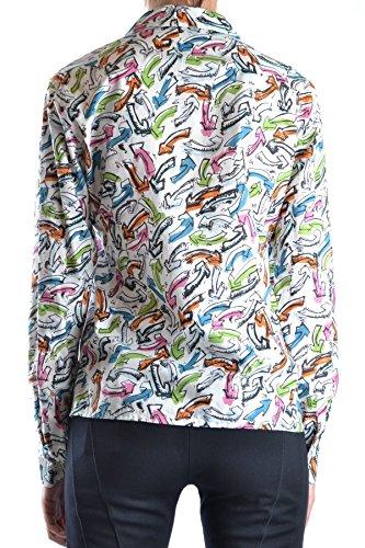 miu miu Camicia Donna MCBI209018O Cotone Multicolor