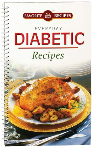 Everyday Diabetic Recipes Cookbook by EasyComforts