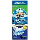 Scrubbing Bubbles Fresh Brush Max Refill 8 count (2 Pack)