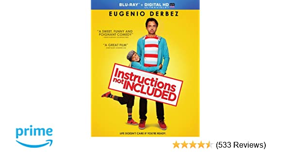 Amazon Instructions Not Included Blu Ray Jessica C Lindsey