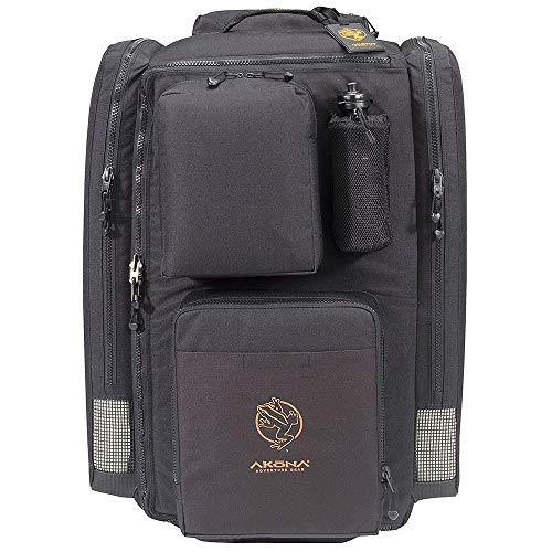 AKONA Full Size Roller Backpack Carries two full