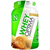 Nutrakey Whey Optima – Whey Protein – Vanilla Ice Cream Cookie – 30 Servings