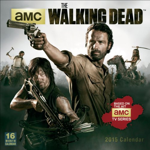 The Walking Dead 2015 Wall - 2015 Walking Dead Calendar