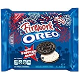 FIREWORK OREOS WITH POPPING CANDY (LIMITED EDITION ) (1 PACK )