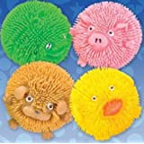 Squishy Farm Critters - Box of 12 Animals