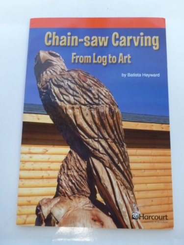 Chainsaw carving below level reader grade harcourt