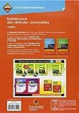 Image de Maintenance des véhicules automobiles, Bac Pro : Tome 1 (French Edition)