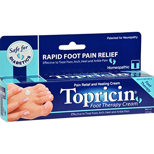 Topical Biomedics Topricin Therapy Cream product image