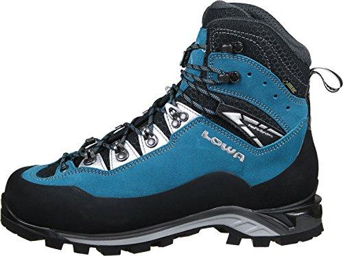 Lowa Cevedale Pro GTX W Calzado para senderismo türkis/schwarz azul negro