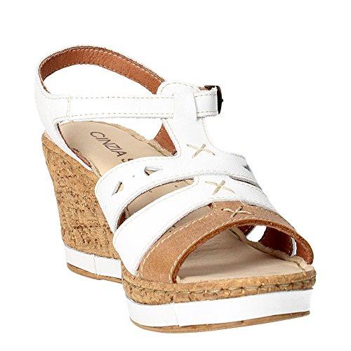 Soft Sandalo Donna 15101 001 Iar Bianco Cinzia UBqZq