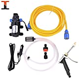 CarCare 12v high pressure car and bike washer for home
