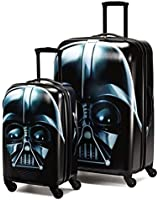 American Tourister Star Wars 2 Piece Set 21 & 28 Hardside Spinner