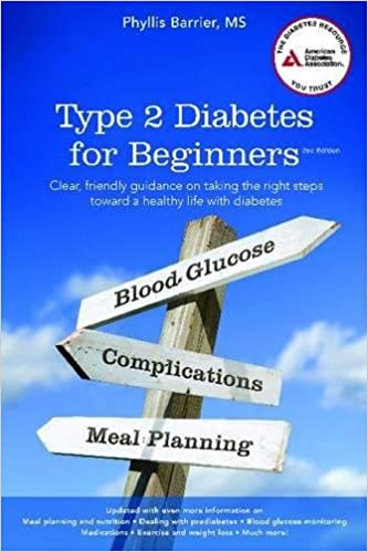 Type 2 Diabetes For Beginners Barrier Phyllis 9781580404426
