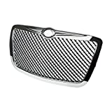 DNA motoring GRF-016-CH, Front Bumper Grille Guard