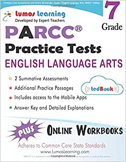 Common Core Assessments and Online Workbooks: Grade 7