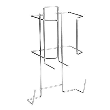 Metaltex Space Line - Colgador para tabla y plancha