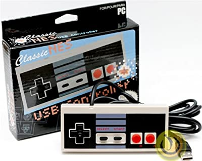 Classic Usb Nes Controller For Pc by Gtron