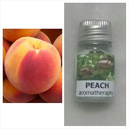 Peach Scent Thai Spa Aroma Pure Essentia - Peach Oil Lamp Shopping Results