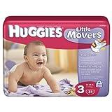 Kimberly Clark 10517.0 Huggies Diaper Ultra Trim, Size 3 (Pack of 14)