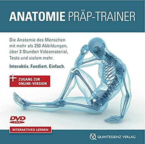 Anatomie Präp-Trainer: Klaus-Peter Valerius: Amazon.de: Software