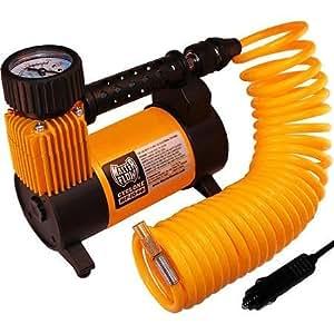 Amazon.com: 12v Portable Air Compressor / Inflator
