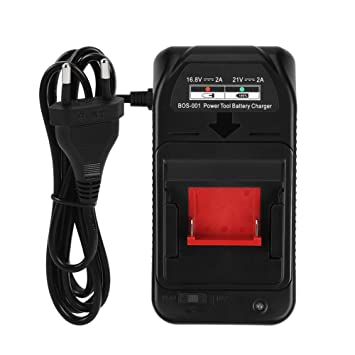 Zer one Cargador de batería de Litio multifunción 14.4V-20V ...