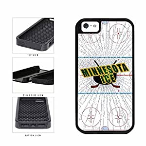Minnesota Ice 2-Piece Dual Layer Phone Case Back Cover Case For Iphone 4/4S Cover