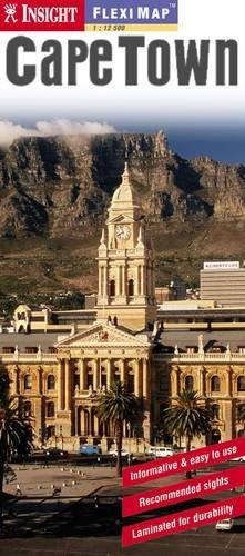 Download Cape Town Insight Fleximap (Fleximaps) PDF