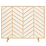 Best Choice Products 38x31in Single Panel