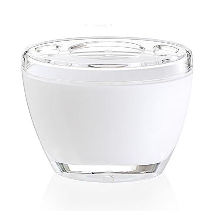 La Rose acrílico baño grifos Soporte para cepillo de dientes Pasta estanterías con Bluetooth