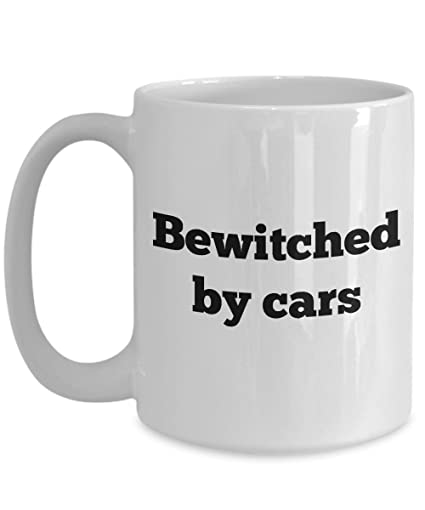 Amazon Com Car Coffee Mug Funny Gifts For Women Men Guys Salesmen