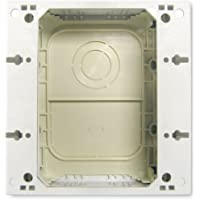 ON-Q Intercom Accessories Intercom Exterior Mounting Box White (F7521-WH)