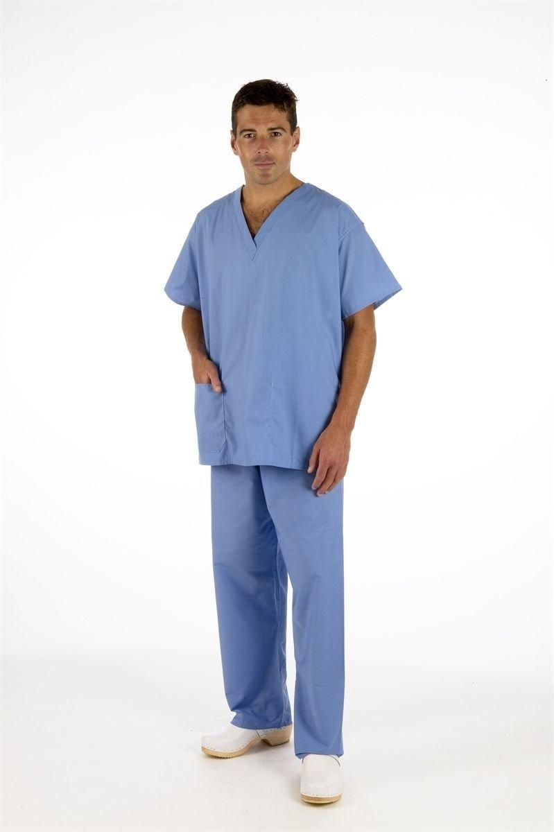 Juego de trajes de baño reversibles - azul claro techo dental ...