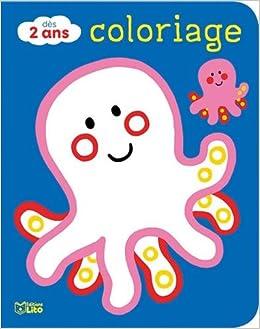 Coloriage Animaux Mer.Coloriages Pour Les Tout Petits Les Animaux De La Mer Des