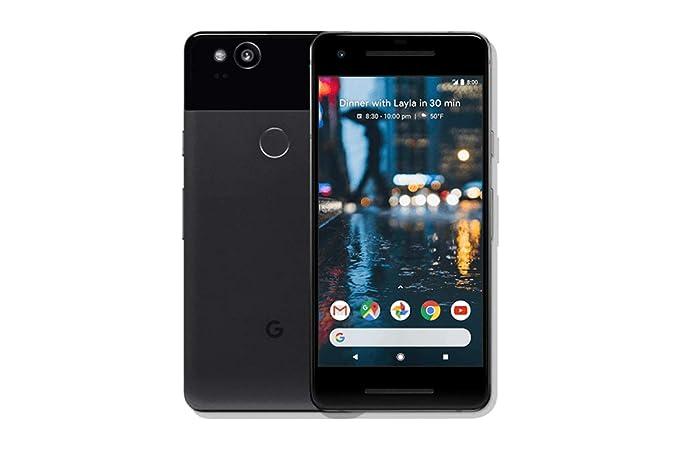 53e5e7a9f9f Google Pixel 2 64GB 5 quot  12MP SIM-Free Smartphone in Just Black