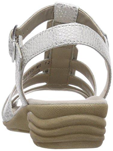Sandali Con Il Cinturino Casual Da Donna Gabor Bianchi (ghiaccio)