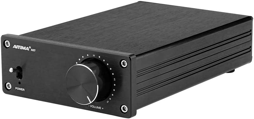 AIYIMA A07 TPA3255 Power Amplifier 300Wx2 HiFi Class D Stereo Digital Audio Amp 2.0 Sound Amplifier for Speaker Home Theater System