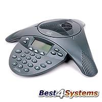 Cisco IP Conference Station 7936-Téléphone de conférence IP (Reconditionné Certifié)