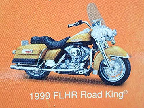 1999 FLHR Road King Harley Davidson Motorcycle MAISTO Series 36 1:18 Model Bike