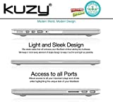 Kuzy Retina 13-inch Silicone Touch Case for MacBook