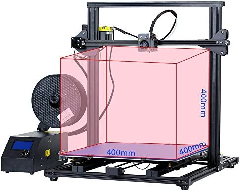 Creality CR-10-S4 - 400*400*400mm Print Size: Amazon.es: Industria ...