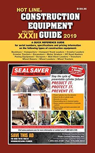 Hot Line® Construction Equipment Guide Volume XXXII: Heartland