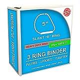 3 Ring Binder, Professional D Ring Binder 5