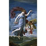 Canvas Prints Of Oil Painting ' Ribera Y Fernandez Juan Antonio Alegoria Del Verano 1819 ' , 16 x 26 inch / 41 x 67 cm , Polyster Canvas Is For Gifts And Dining Room, Foyer And Powder Room Decoration