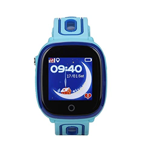 Amazon.com: 1.3 Kids Smartwatch GPS+LBS, IP67 Waterproof ...